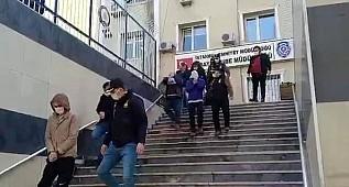 İstanbul'da Fuhuş Çetesine Dev Operasyon