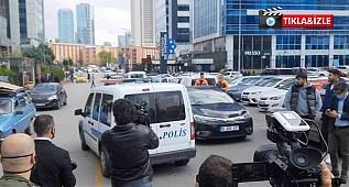 Akşener-Kılıçdaroğlu buluşması öncesi CHP Genel Merkezi önünde gergin anlar