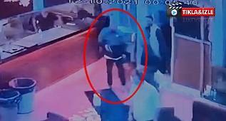 İzmir'de gece kulübünde 'kadın çıkarma çatışması' kamerada