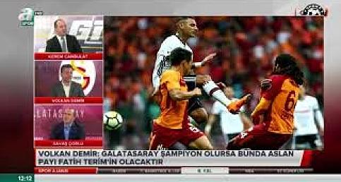 Galatasaray Gündemi-Fatih Terim-Nagatomo ve Şampiyonluk Şansı(SPOR AJANSI)